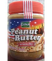 Арахисовая паста соленая Peanut batter 350гр