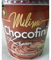 Крем шоколадный Milimi Chocofini 400гр