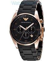 Наручные часы Emporio Armani ( черные, коричневые)