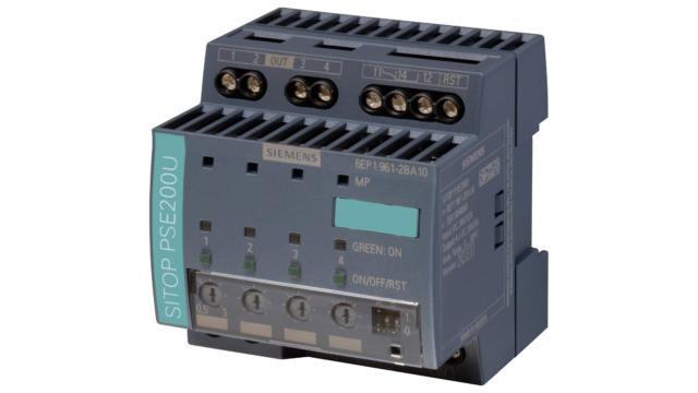 Модуль селективности Siemens SITOP PSE200U 3 A, 6EP1961-2BA11