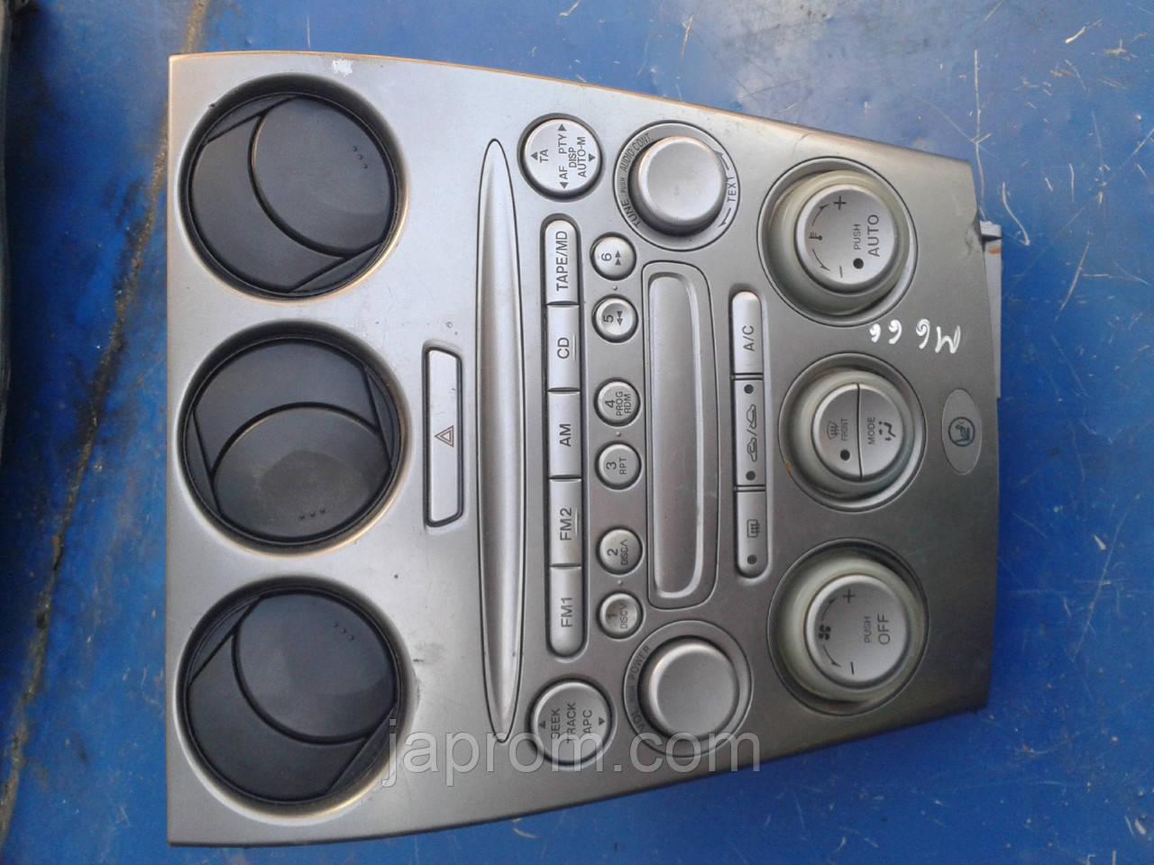 Магнитола штатная (радио) Mazda 6 GG 2002-2007г.в.