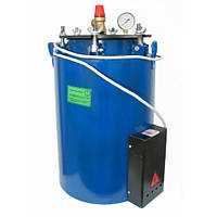 Автоклав бытовой электрический (30 литров) с цифровым терморегулятором