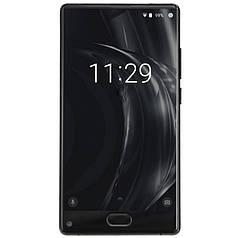 "✓Смартфон 5.2"" DOOGEE MIX Lite, 2/16GB Black 4 ядра камера Samsung 13 Мп 3080 mAh Li-Polymer Android 7.0"