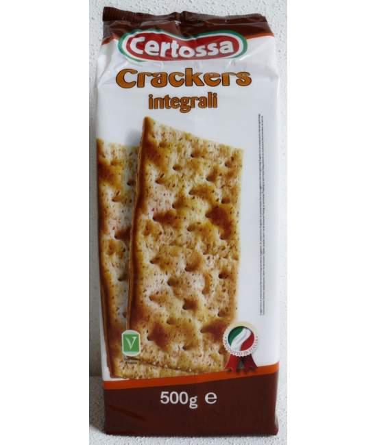 Крекер CERTOSSA Integrali 500гр