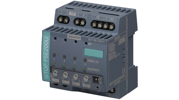 Модуль селективности Siemens SITOP PSE200U 10 A, 6EP1961-2BA41
