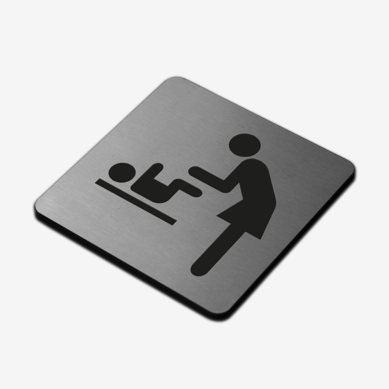 "Табличка ""кімната матері і дитини"" Stainless Steel"