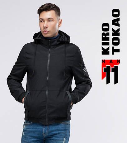 11 Kiro Tokao | Мужская ветровка на весну 2061 черная