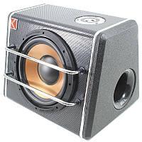 ☛Сабвуфер KUERL K-T8APR на 600 Вт для автомобиля мощная мультимедийная акустика с мощным басом
