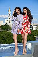 5ec40d2dc5d Платье Женское Комбинация в Расцветках 27523 — в Категории