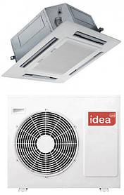 Кондиционер IDEA ICC-24HR-SA6-N1 кассетный