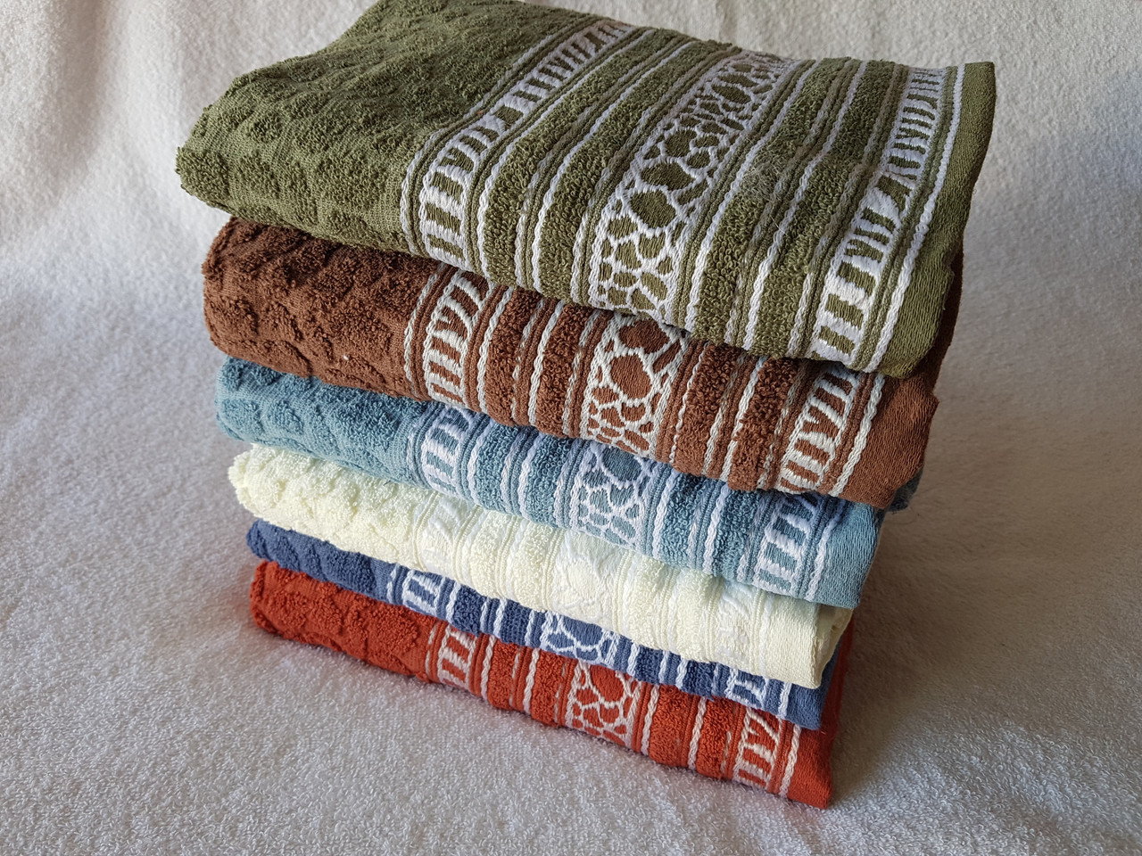 "Лицевое полотенце ""Камни"""