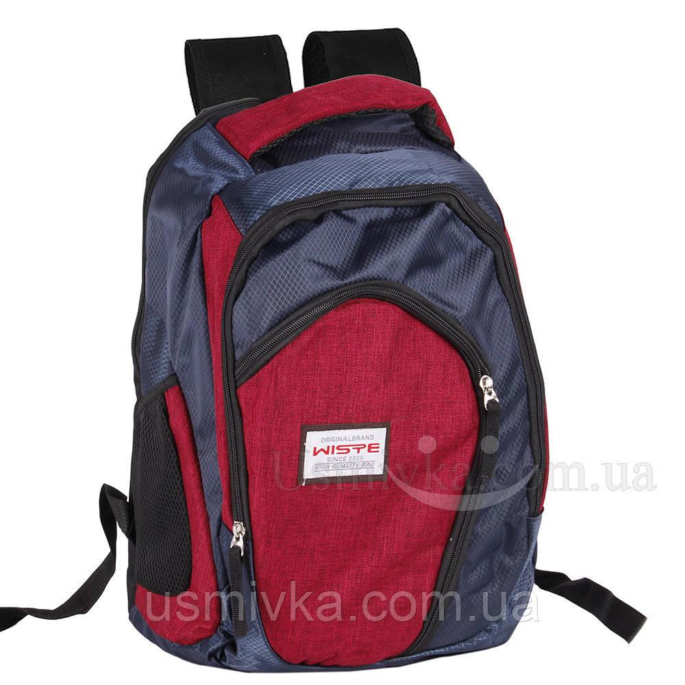 Стильный городской рюкзак Wiste 50296