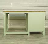 """Письменный деревянный стол """"Эрнест"""" от производителя, фото 6"""