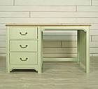"""Письменный деревянный стол """"Эрнест"""" от производителя, фото 3"""