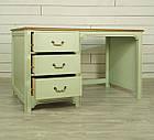 """Письменный деревянный стол """"Эрнест"""" от производителя, фото 2"""