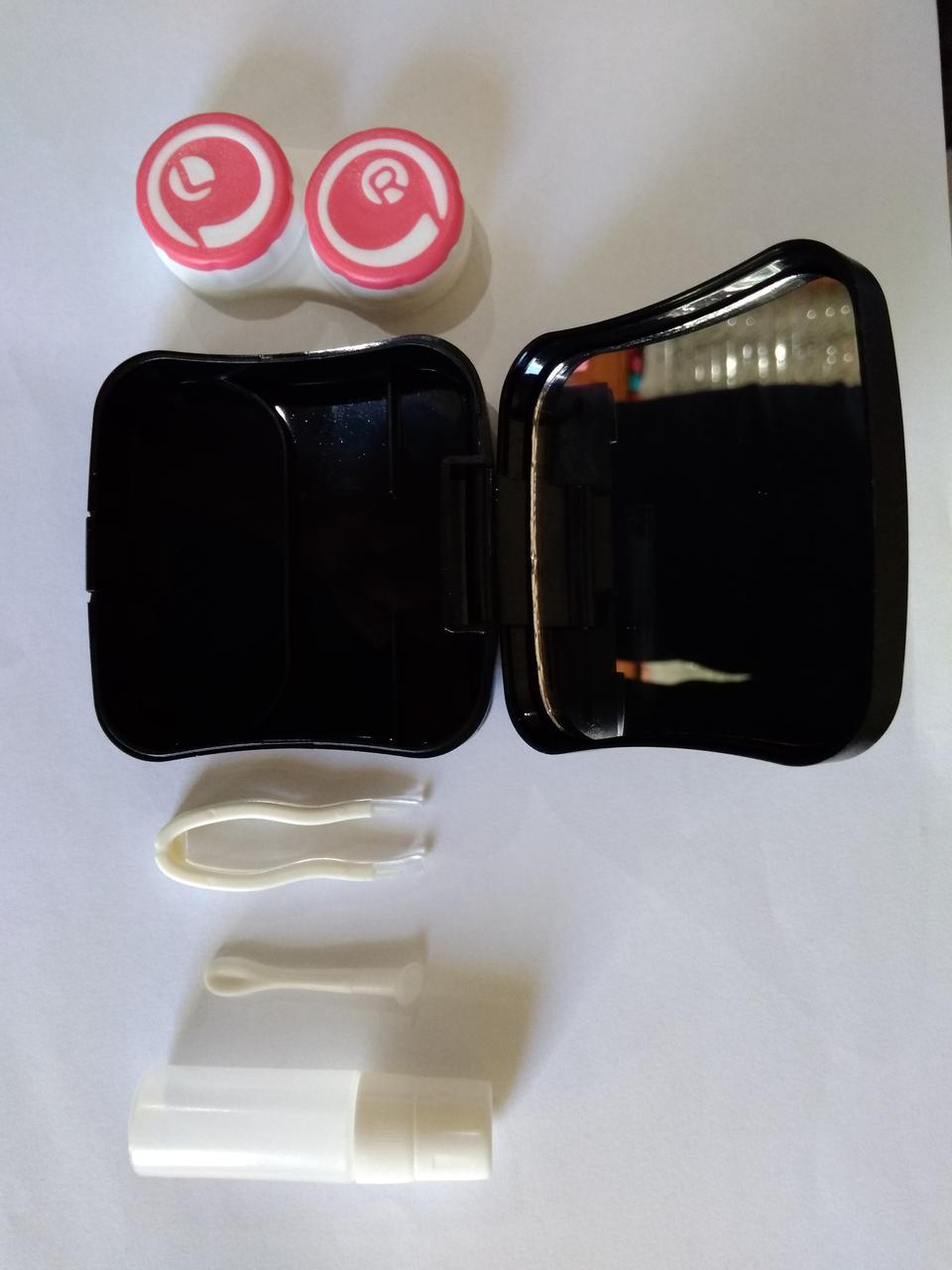 Дорожный набор для контактных линз 80