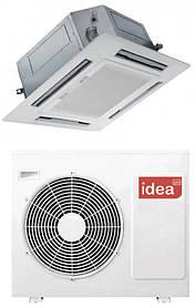 Кондиционер IDEA ICA-18HR-SA6-N1 кассетный