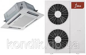 Кондиционер IDEA ICC-60HR-SA6-N1 кассетный, фото 2