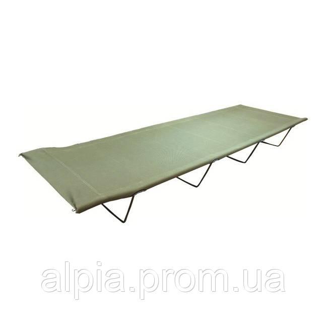 Кемпинговая кровать Highlander Steel Camp Bad Olive