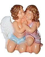 Статуэтка Ангелы обнимашки большие 40 см