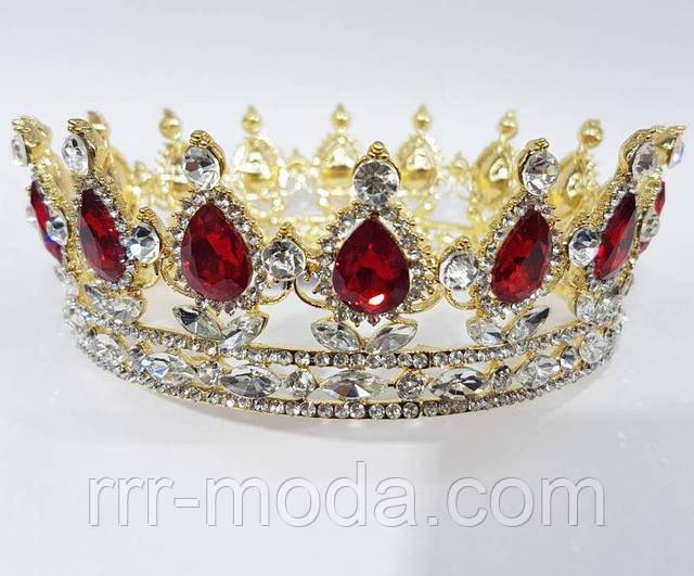 Бижутерия RRR свадебные тиары, короны, диадемы.
