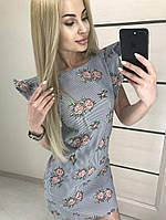 """Платье в полоску """"Роза"""" 33789, фото 1"""