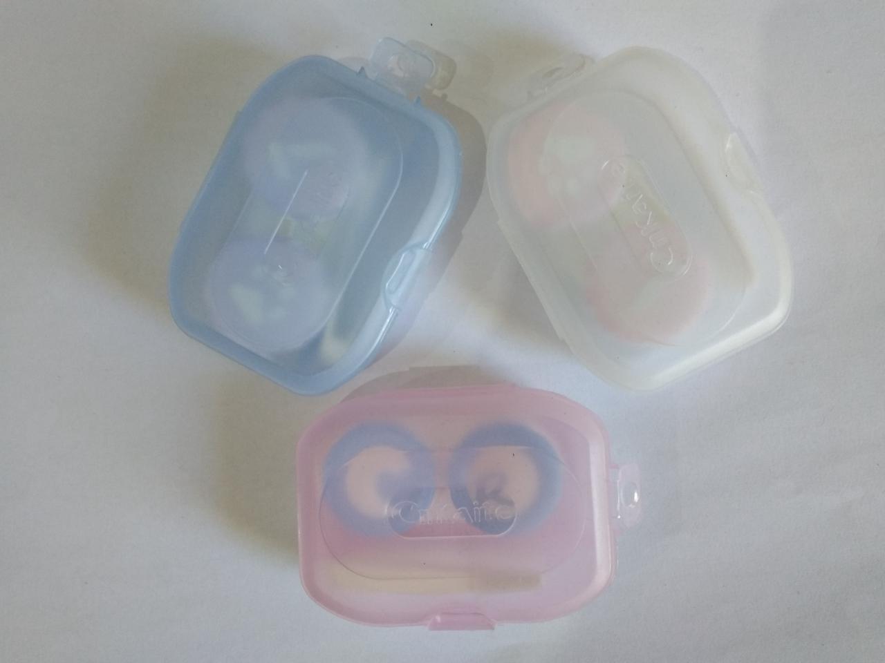 Дорожный набор для контактных линз 40