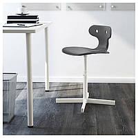 Офисное кресло MOLTE серое