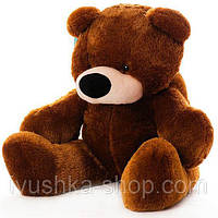 """Ведмідь-велетень сидячий """"Бублик"""" 180 див.(коричневий)"""