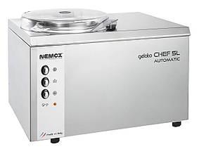 Мороженица Gelato Chef 5L Автоматическая