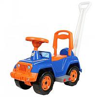 Детская каталка автомобиль.Детская машина каталка толокар для детей.Детский толокар с ручкой.