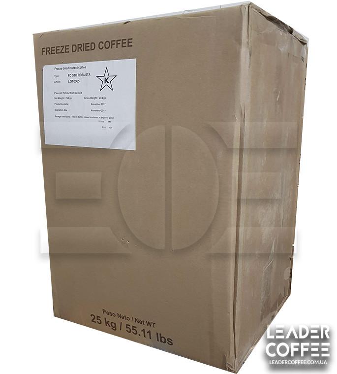 """Кофе растворимый сублимированный Мексика """"Cafesca Mexico"""", 25кг"""