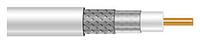 "TV кабель 75 Ом ""Sprint"" RG-6 white (100 м)"