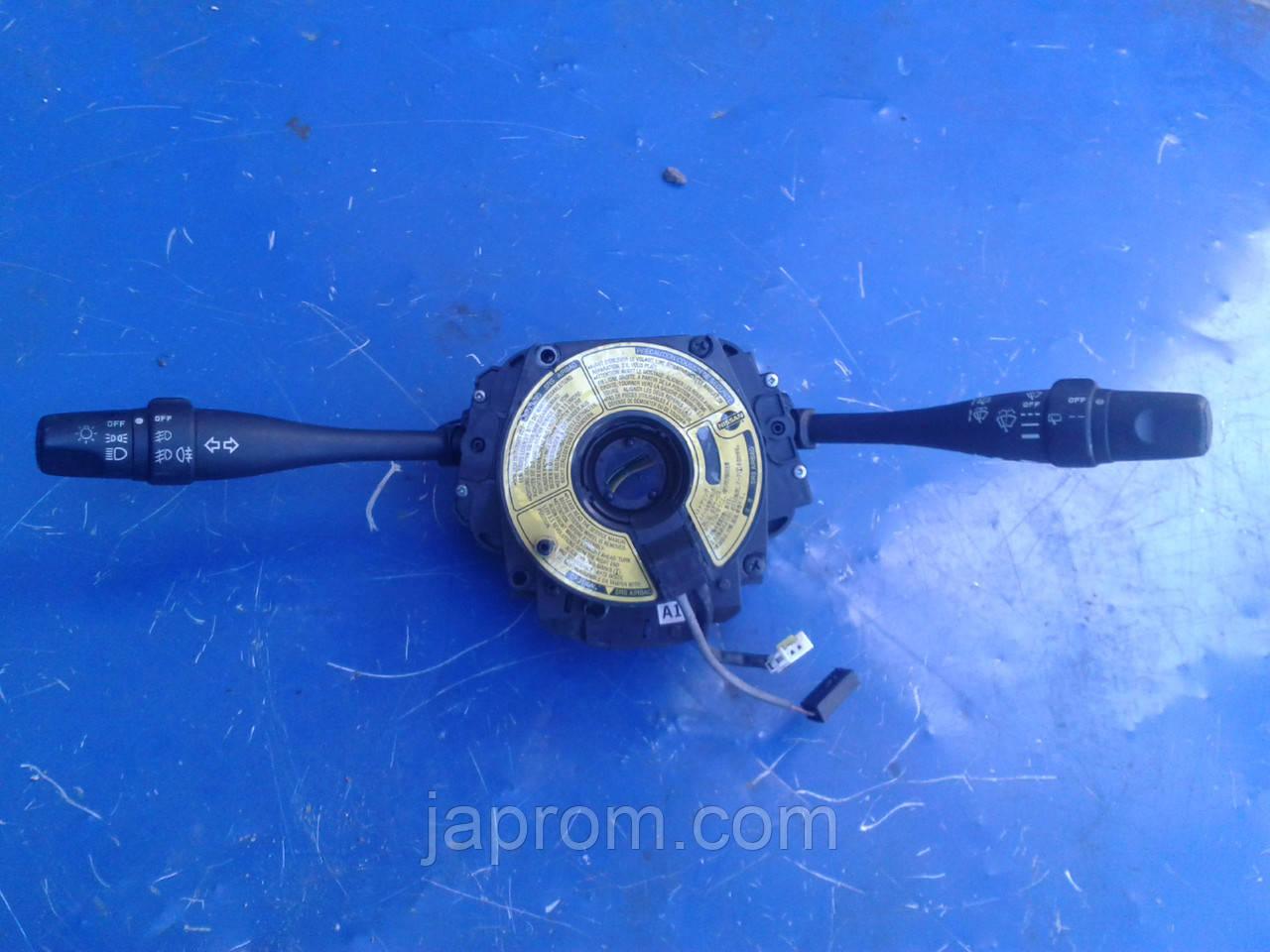 Подрулевой переключатель света фар и дворников Nissan Almera N16 5 ДВ Хэтчбек