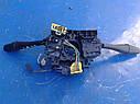 Подрулевой переключатель света фар и дворников Nissan Almera N16 5 ДВ Хэтчбек, фото 2