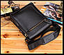 Мужская сумка портфель барсетка POLO Videng ПОЛО. Качество! Хит!, фото 7