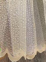 Тюль сетка 2м 0-35, фото 2
