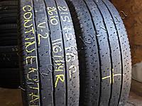 Шины бу 215/75 R16c Continental