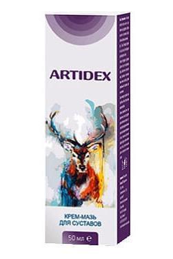 Artidex крем для суставов