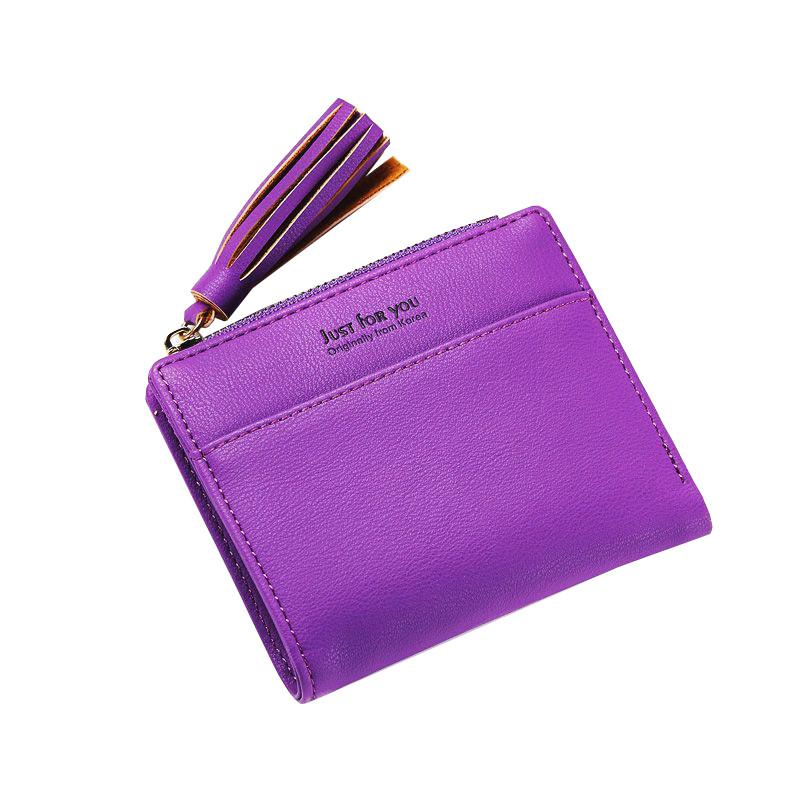 Кошелек женский Amelie Mini фиолетовый eps-4005