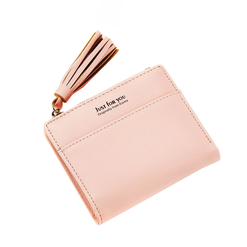 Кошелек женский Amelie Mini розовый eps-4007