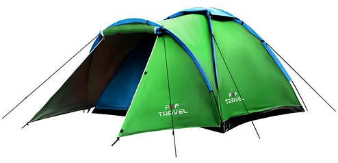 Туристическая палатка IGLO 4-OS 210х180 см, фото 2