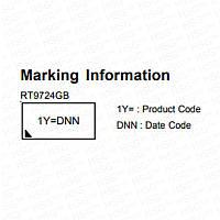 RT9724 (1Y=) (SOT-23-5)