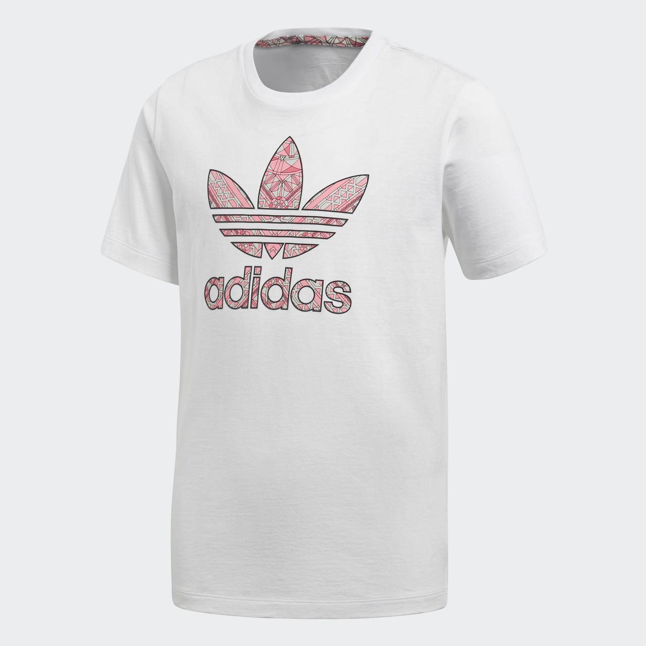 Детская футболка Adidas Originals Trefoil (Артикул: CY2322)