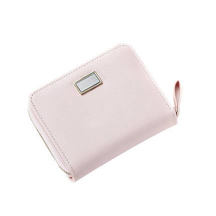 Кошелек женский Amelie Mott розовый eps-4021, фото 2