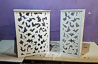 """Ажурные свадебные колоны, тумбы, подставки серии """"Бабочки"""", фото 1"""