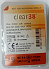 Контактні лінзи Clear 38