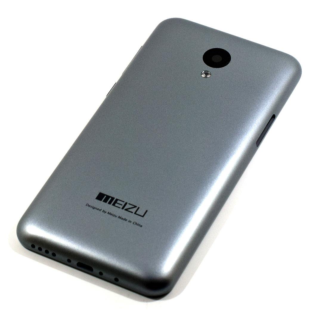 Задняя крышка Meizu M2/M2 mini grey