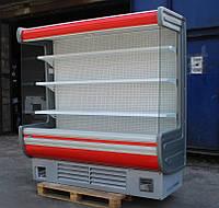 "Холодильная Горка ( РЕГАЛ) ""Технохолод ВХС ""Аризона"" 2,0 м. БУ, фото 1"