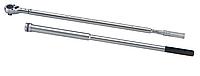 "Ключ динамометрический 1"" 300-1500 NM двойная установка (резиновая ручка) KING TONY 34862-2DG (Тайвань)"